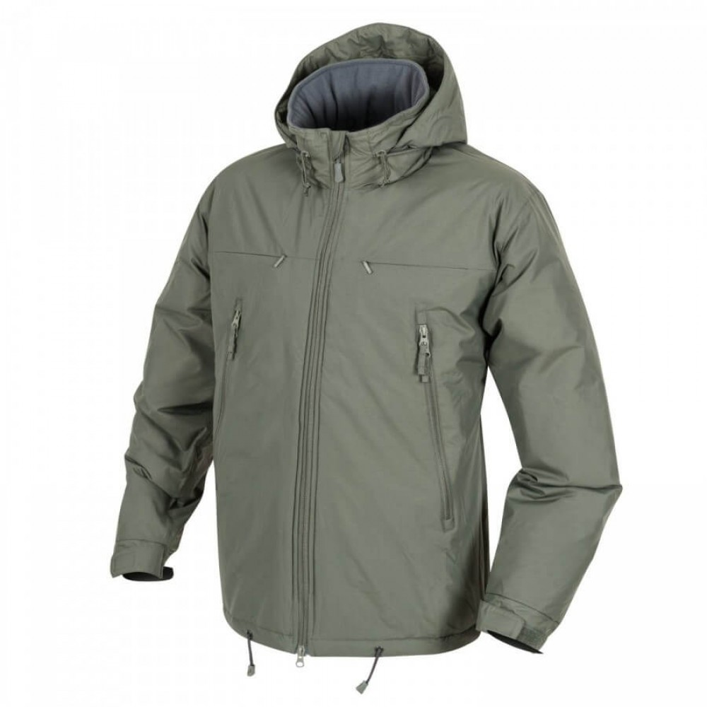 Куртка Husky Tactical Winter Climashield Apex 100G Helikon-Tex Alpha Green