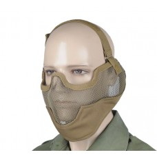 ЗАЩИТНАЯ МАСКА EMERSON V2 STRIKE STEEL HALF FACE MASK CB