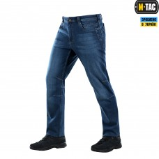 M-TAC ДЖИНСЫ TACTICAL GEN.I DARK DENIM REGULAR FIT