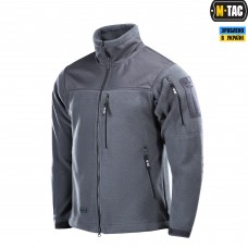 КУРТКА ALPHA MICROFLEECE GEN.II DARK GREY