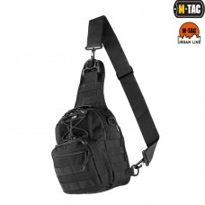 M-TAC СУМКА URBAN LINE CITY PATROL CARABINER BAG BLACK